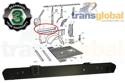 MWC9061 LH Inner Sill Panel Land Rover Discovery 1
