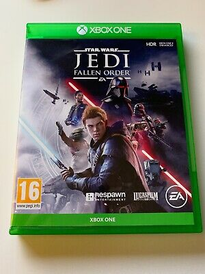 Star Wars: Jedi Fallen Order - Xbox - Used only once, perfect condition.