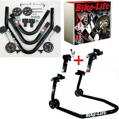 Cavalletto posteriore universale alza moto  smontabile BIKE-LIFT RS17-S