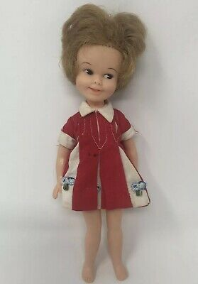 Vintage Penny Brite Doll 1963 Deluxe Reading Corp. Collectible Doll