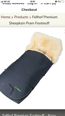 Felhoff Sheepskin Footmuff