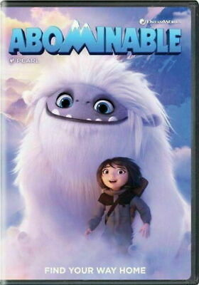 Abominable DVD 2019 Animation PREORDER 12/17/2019 FREE SHIPPING BRAND NEW