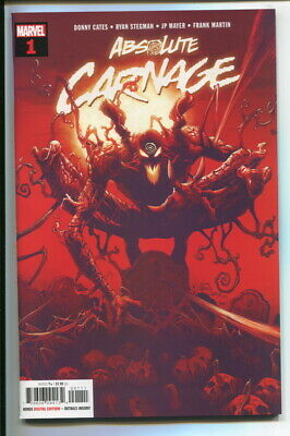 Absolute Carnage (2019 Marvel) #1 Nm