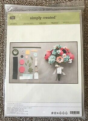 Stampin' Up! Build a Bouquet Simply Create Kit- BRAND NEW