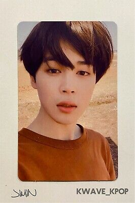 ✨Jin (진)✨  Bts Love Yourself Tear Version U - Official Photo Card Only