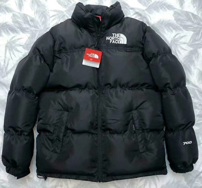 THE NORTH FACE Men's Black Padded Jacket winter christmas Gift for him