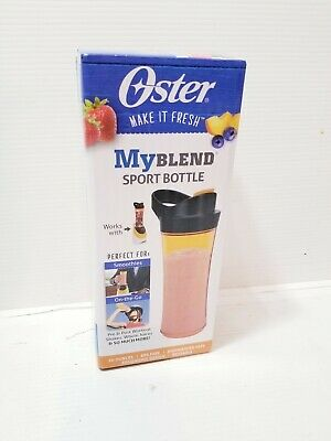 Oster BLSTAV-ORN MyBlend 20-Ounce Sport Bottle Accessory, Orange