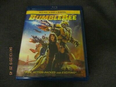 Transformers: Bumblebee (DVD, and 1080p HD Blu-ray 2 Disk Set) (2018)