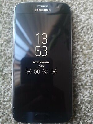 Samsung Galaxy S7 SM-G930F - 32GB - Black - Unlocked - See Description & Photos