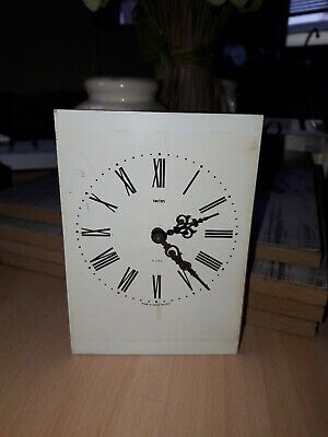 Vintage Smiths Clock Face And Movement