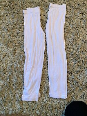 Girls Bluezoo At Debenhams Thermal Leggings X2 New Without Tags Age 9-10 Years