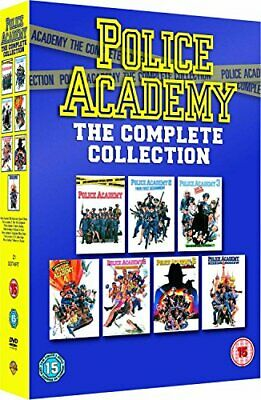 Police Academy: The Complete Collection [DVD] [2004][Region 2]