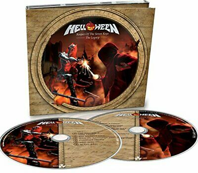 Helloween - Keeper Of The Seven Keys Part 3 - The Legacy (Digipack) [CD]
