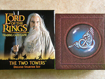 Deluxe Starter Set The Two Towers Vo Lord Of The Rings Tcg