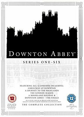 Downton Abbey - The Complete Collection [DVD][Region 2]