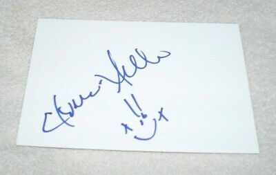 Clarence Smith Signed 6X4 White Card Movie Tv Autograph Star Wars