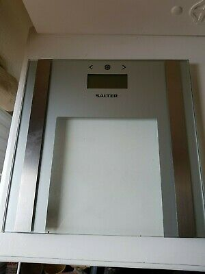 Salter Body Scales with instructions