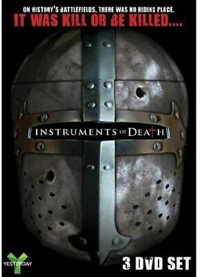 Instruments Of Death [As Seen On Yesterday 3 DVD Box Set][Region 2]