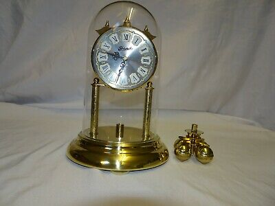 S Haller 400 day anniversary clock for spares or repair