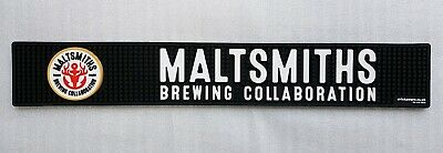 NEW Pub A Stunning San Miguel Lager Beer Rubber Bar Runner Home Bar