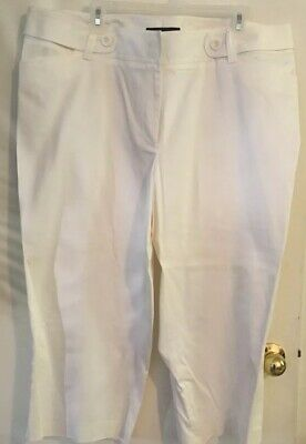 Lane Bryant White Dress Pants - Size 20