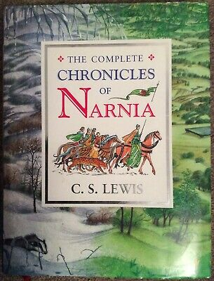 The Complete Chronicles Of Narnia Illustrated