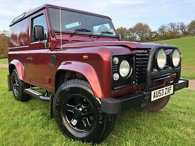 Land Rover defender 90 TD5 County 75000 Fantastic well looked after