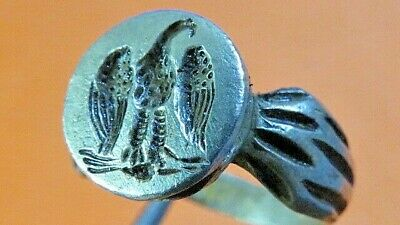 Legionary Ancient Silver Roman Ring