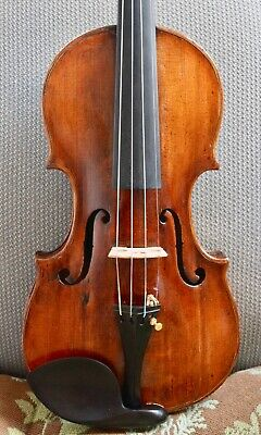 Beautiful Old antique grafted 4/4 violin circa 1700's