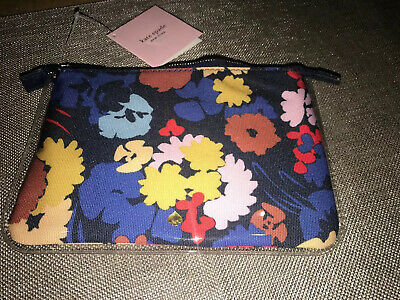 kate spade new york Swing Flora Pencil Pouch NWT