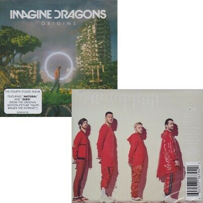 Imagine Dragons - Origins - 3 Bonus Tracks