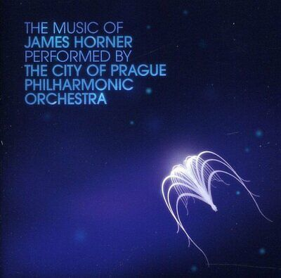 The City Of Prague Philharmonic Orchestra - The Music Of James Horner [CD]