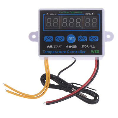 XH-W1411 12V Multi-functional Temperature Controller Thermostat Control Switc_vi