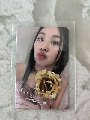 Twice Chaeyoung Feel Special Official Photo Card Photocard Kpop Genuine