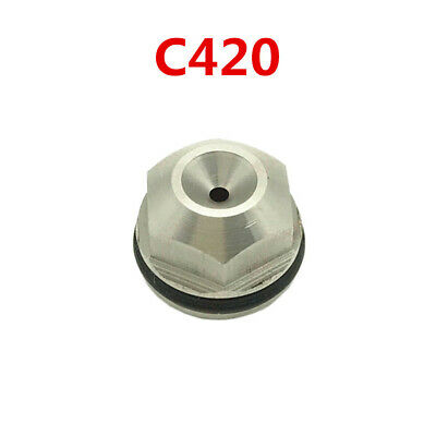 1X Charmilles Wire EDM C420 Stainless Steel Swivel Nut For Upper Guide 100444744