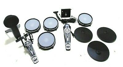 Digital Drums 420X Mesh Electronic Drum Kit by Gear4music-INCOMPLETE-RRP £299.99