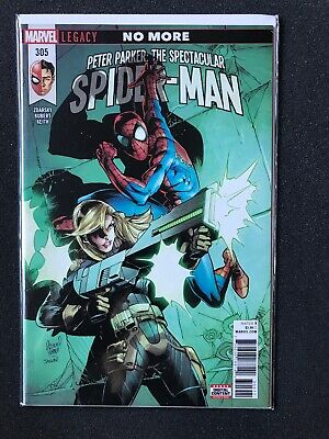 Marvel Comics Legacy Peter Parker The Spectacular Spider-Man #305