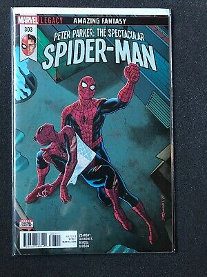 Marvel Comics Legacy Peter Parker The Spectacular Spider-Man #303