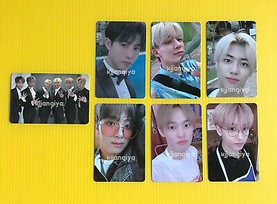 NCT Dream ACE Fanclub Welcome Kit Official Photocard
