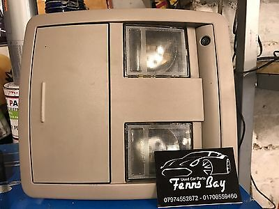 Chrysler 300c Crd Overhead Storage Map Light Sunglasses Tray