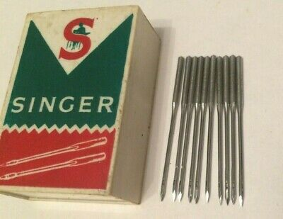 Vintage Singer sewing machine Needles 16 x 522 size 14