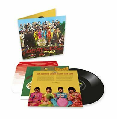 Beatles Deagostini 180g Vinyl LP New Sealed Sgt Peppers Lonely Heart Club Band