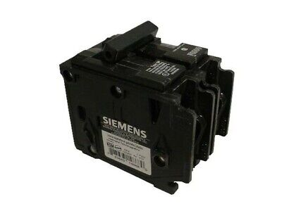 Siemens Q215 2p 15a 120//240v Type QP Circuit Breaker Used 1yr Warranty