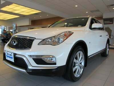 2017 Infiniti QX50 PREMIUM AWD 1 OWNER ONLY 17K MILES    NO ACCIDENTS   BALANCE OF FACTORY WARRANTY
