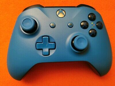 XBOX ONE WIRELESS CONTROLLER 3.5MM JACK Blue