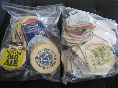 Vintage Bar Drink Coasters - Lots