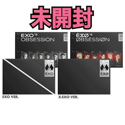 One EXO CD regular Vol. 6 album OBSESSION