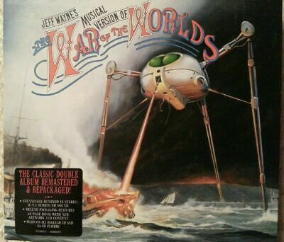 Jeff Wayne - War Of The Worlds (Remastered Expanded)