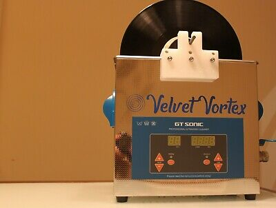 Ultrasonic Vinyl Record Cleaning Machine