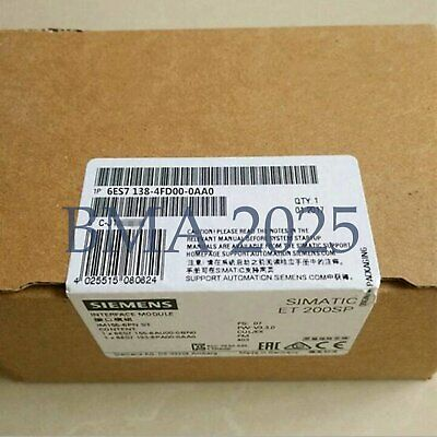 1PC NEW IN BOX Siemens 6ES7 138-4FD00-0AA0 6ES71384FD000AA0 DHL free shipping